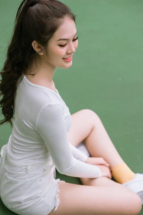 10X Dong Nai cao 1,72 m, biet 2 ngoai ngu, tung tham gia Miss Teen hinh anh 9