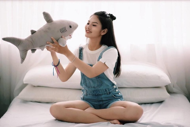 10X Dong Nai cao 1,72 m, biet 2 ngoai ngu, tung tham gia Miss Teen hinh anh 10