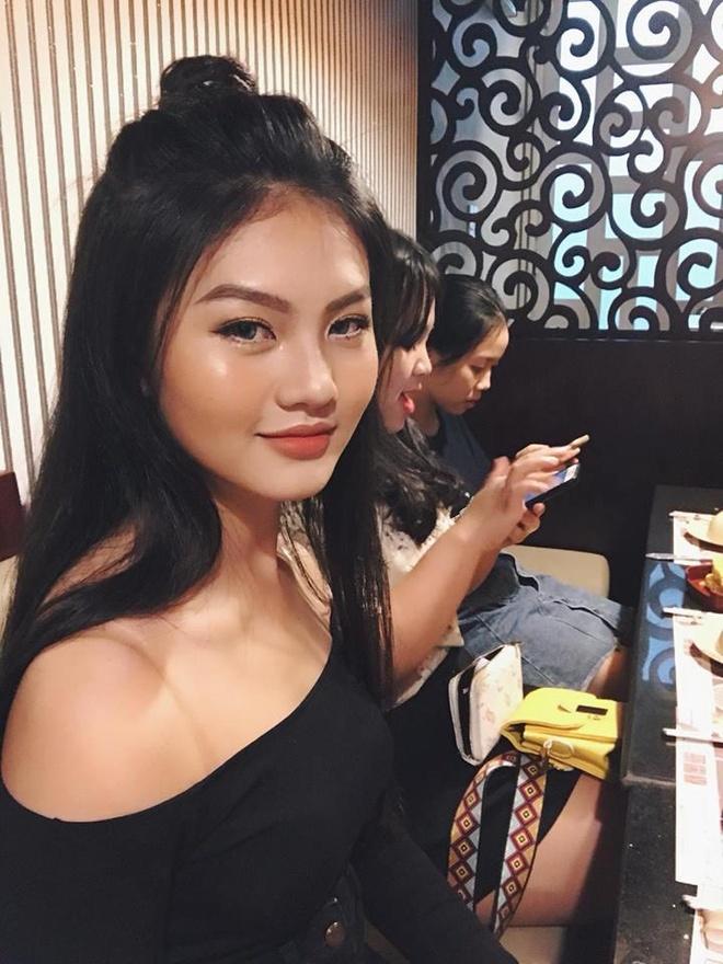 10X Dong Nai cao 1,72 m, biet 2 ngoai ngu, tung tham gia Miss Teen hinh anh 11