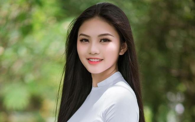 Phuong Nghi the hien kha nang ca hat o vong casting Miss Teen 2017 hinh anh