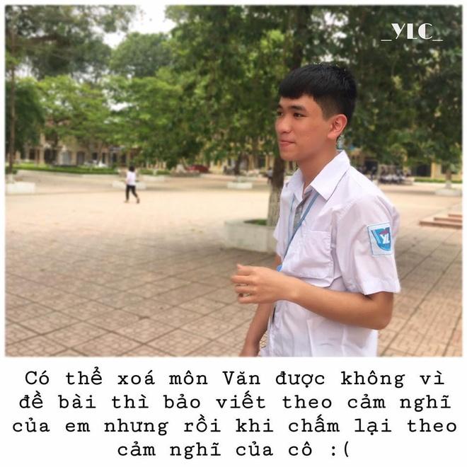 'Ban muon xoa mon hoc nao' va loi dap khong the dung hon cua hoc tro hinh anh 1