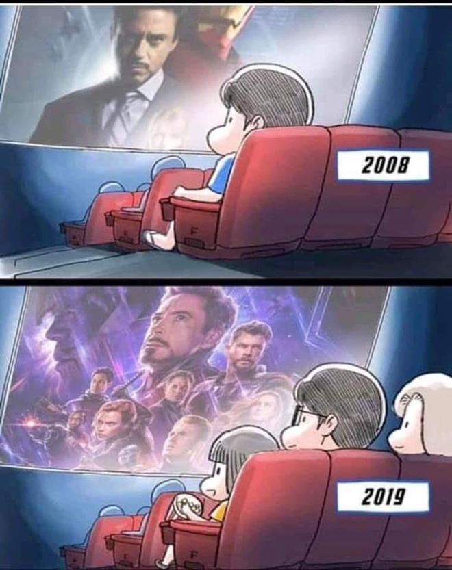 Dan mang che anh 'Avengers: Endgame', tay chay viec spoil phim hinh anh 2