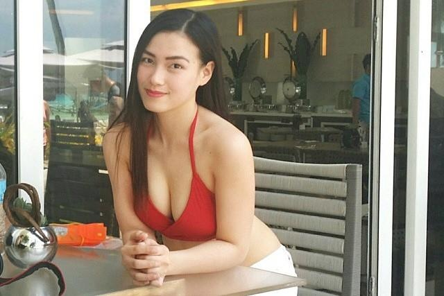 hot girl Uber Philippines anh 4