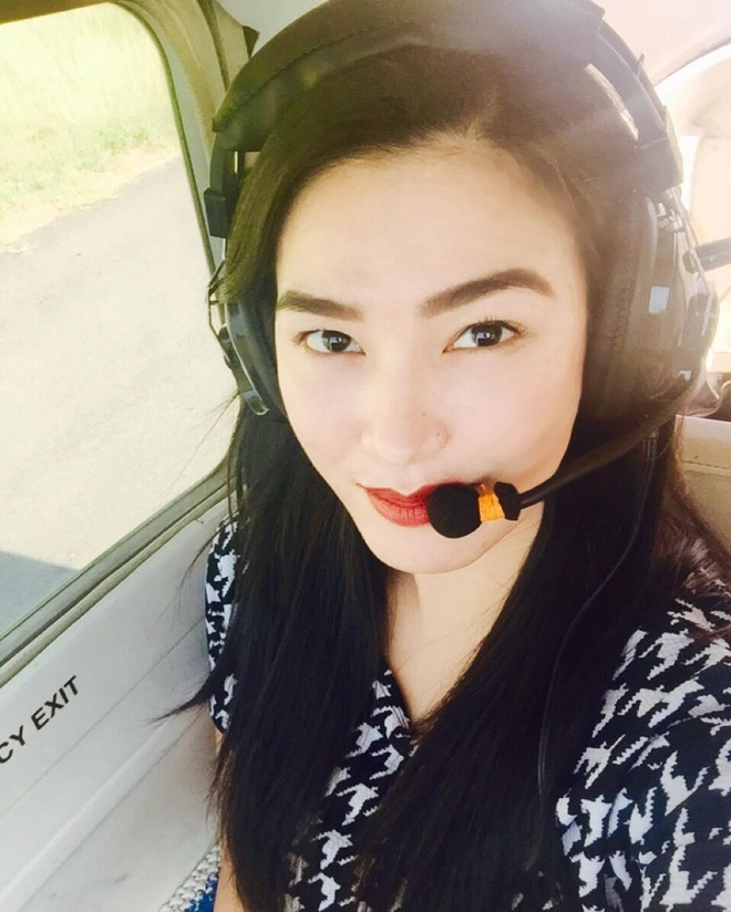 hot girl Uber Philippines anh 3