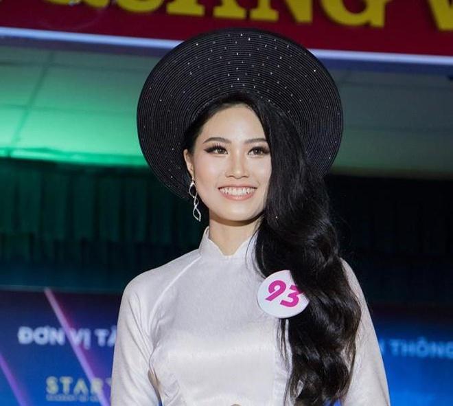 Nu sinh xuat sac vua tro thanh hoa khoi DH Tai chinh - Marketing hinh anh 1