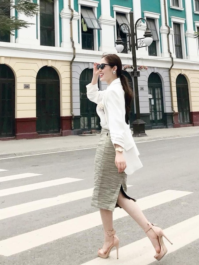 Nu MC truyen hinh o Quang Ninh duoc menh danh 'hot girl thoi tiet' hinh anh 10