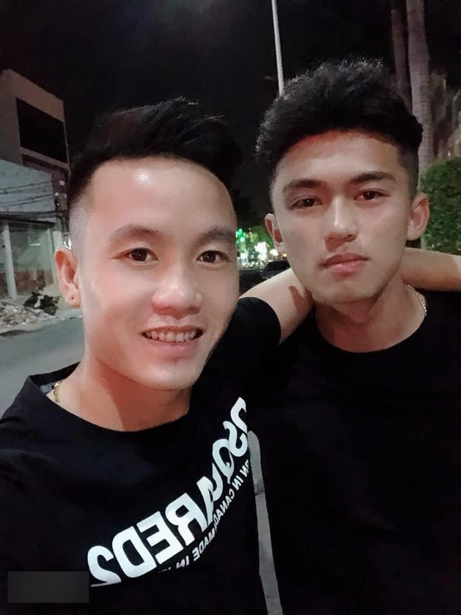 Tan binh U23 Viet Nam sinh nam 2000 duoc hoi chi em goi la 'cuc pham' hinh anh 8