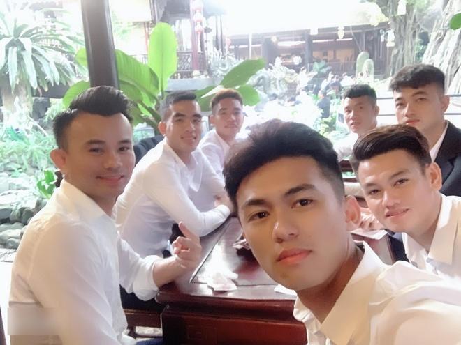 Tan binh U23 Viet Nam sinh nam 2000 duoc hoi chi em goi la 'cuc pham' hinh anh 11