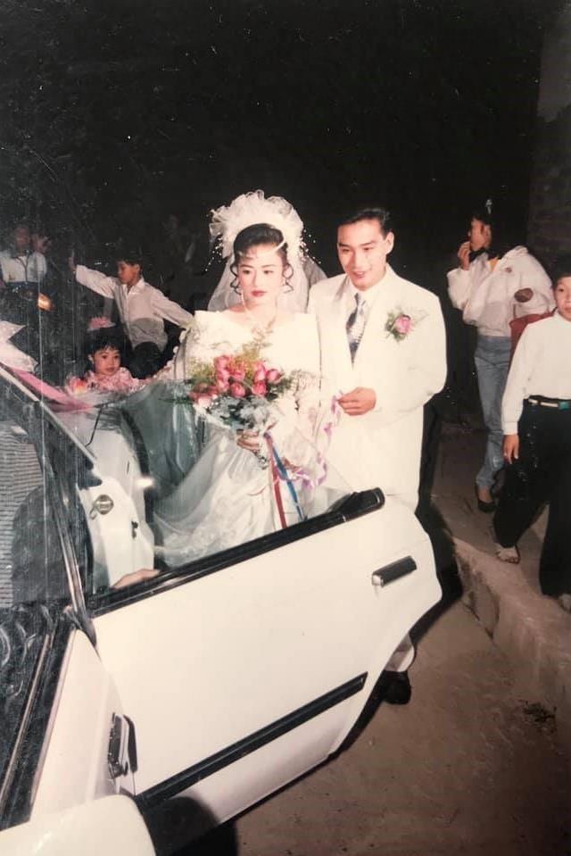 dam cuoi thieu gia o Hai Phong nam 1994 anh 2