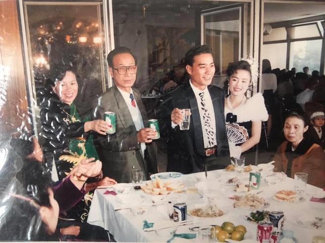 dam cuoi thieu gia o Hai Phong nam 1994 anh 4
