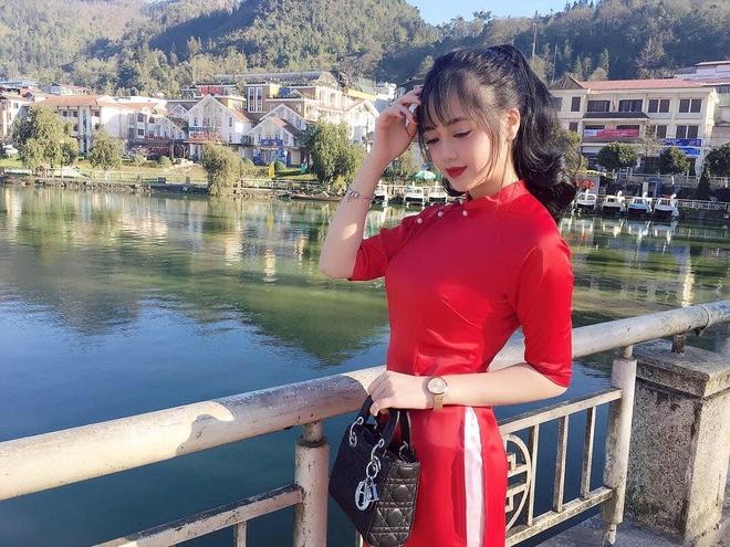 Hot girl Hoc vien Hang khong: 'Muon vao showbiz nhung chua co co hoi' hinh anh 4