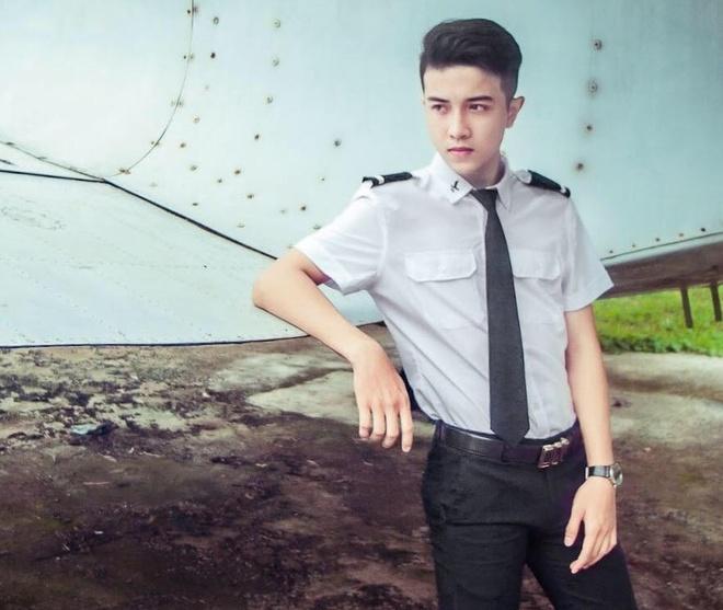 hot girl hot boy Hoc vien Hang khong anh 12