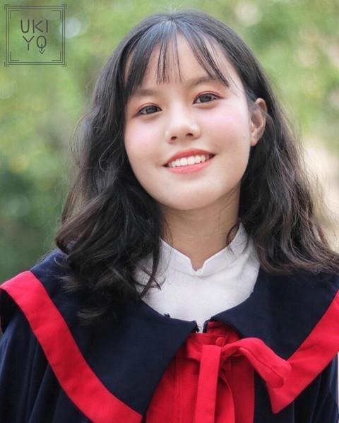 hot girl THPT chuyen Lao Cai anh 5