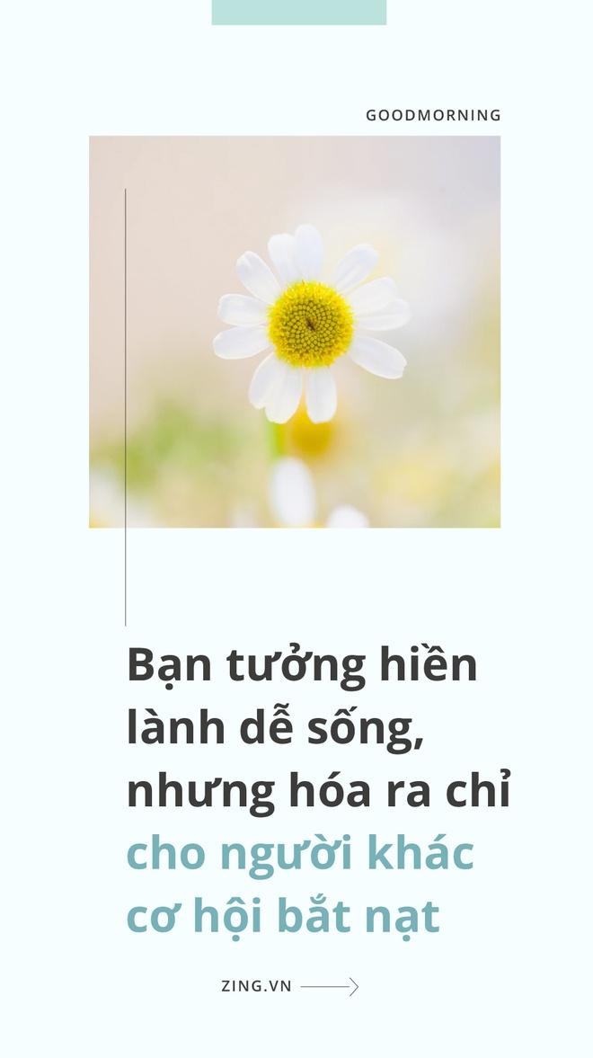 Ban tuong hien lanh de song, hoa ra chi cho nguoi khac co hoi bat nat hinh anh 1