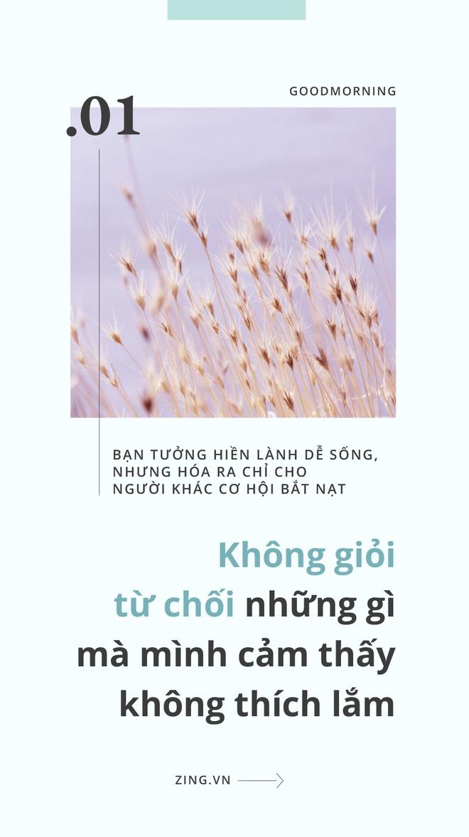 Ban tuong hien lanh de song, hoa ra chi cho nguoi khac co hoi bat nat hinh anh 2