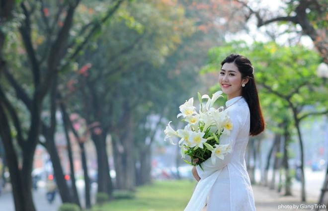 Hot girl nganh hang khong: Nguoi lay chong Tay, nguoi di thi hoa hau hinh anh 11