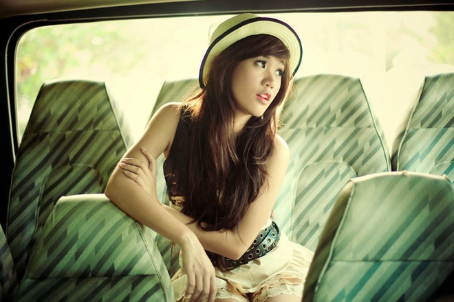 Nhan sac dan hot girl Viet doi dau thoi lam mau anh tuoi teen hinh anh 7