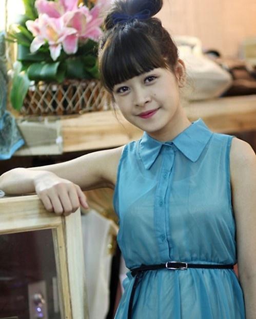 Nhan sac dan hot girl Viet doi dau thoi lam mau anh tuoi teen hinh anh 16