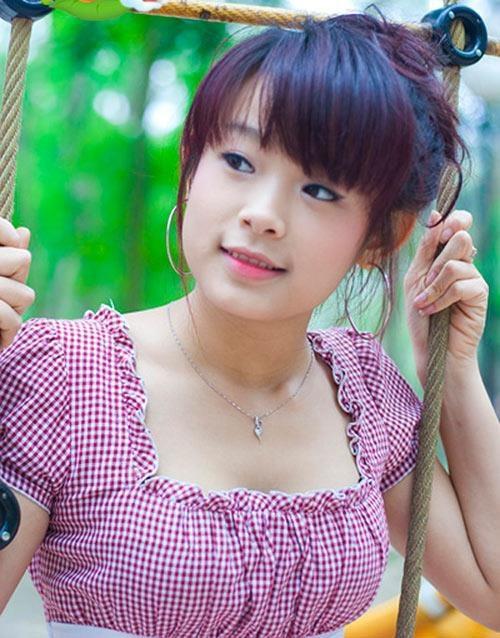 Nhan sac dan hot girl Viet doi dau thoi lam mau anh tuoi teen hinh anh 10
