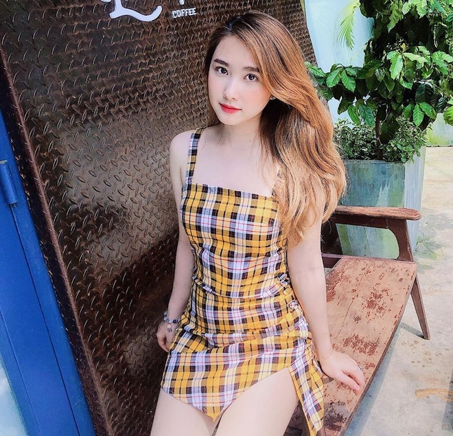 Ban gai tin don cua cau thu Viet toan hot girl sang chanh hinh anh 5