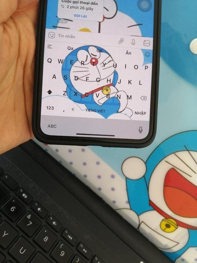 Co gai 27 tuoi thiet ke phong ngu ngap tran hinh Doraemon hinh anh 9