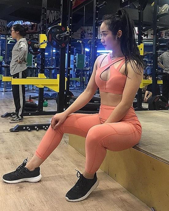hot girl que Thai Binh anh 11