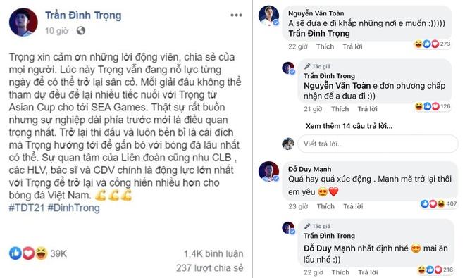 Dinh Trong toi san My Dinh co vu doi tuyen Viet Nam hinh anh 2