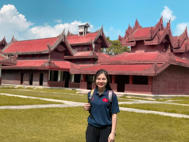 Nhan sac nhan vien y te cung Doan the thao Viet Nam du SEA Games 30 hinh anh 6