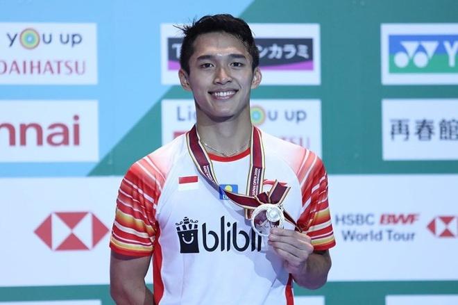 'Than dong cau long' cua Indonesia tai SEA Games 30 hinh anh 2