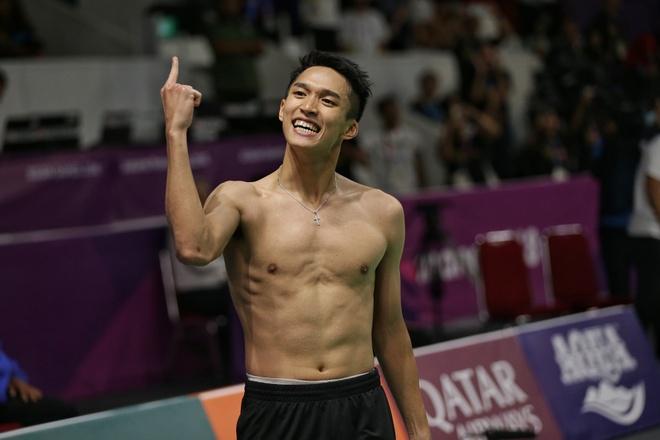 'Than dong cau long' cua Indonesia tai SEA Games 30 hinh anh 4