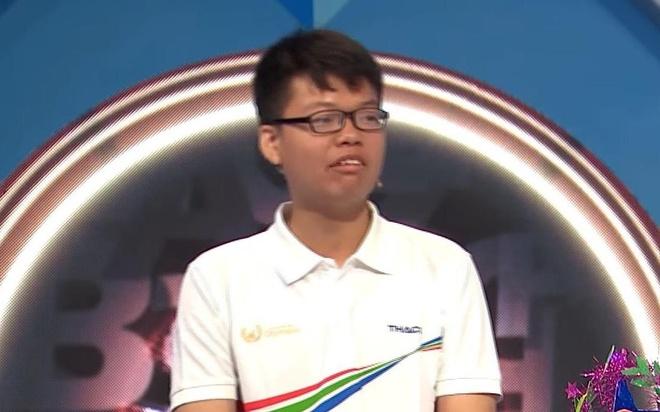 Man Khoi dong cua thi sinh duoc danh gia cao o cuoc thi thang Olympia hinh anh