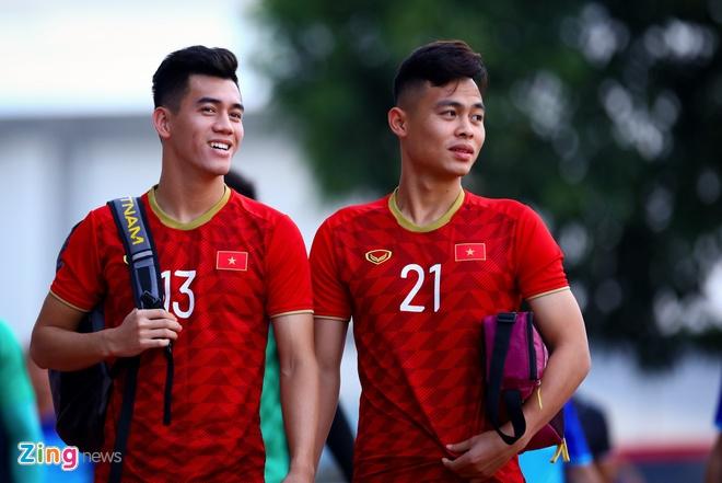 Dan cau thu Viettel o U23 Viet Nam deu dep trai, cao tren 1,80 m hinh anh 8 U22_Viet_Nam_Philippines_1_zing_MC.jpg