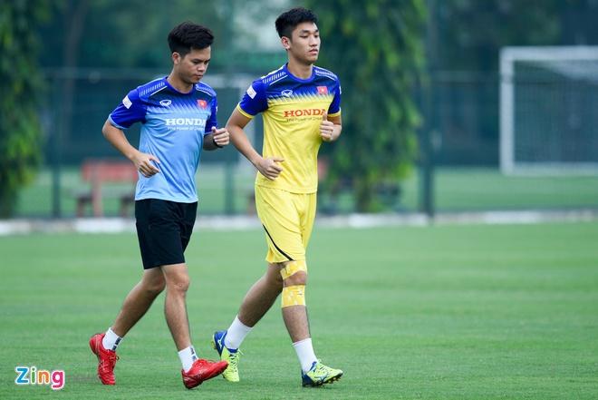 Dan cau thu Viettel o U23 Viet Nam deu dep trai, cao tren 1,80 m hinh anh 2 U23_Thuong_Chau_8_zing.jpg