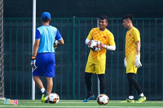 Diem danh hoi em ut 10X cua U23 Viet Nam hinh anh 2 U18_Viet_Nam_Cong_Phuong_6_zing.jpg