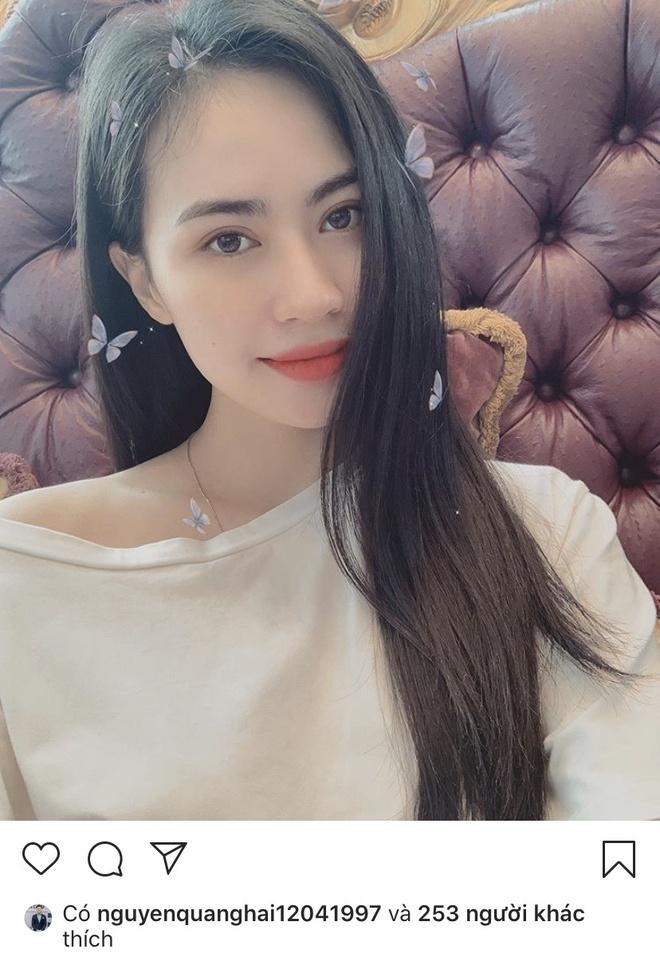 Duong tinh duyen cua Quang Hai voi 4 hot girl 9X hinh anh 9 1ee37b84fd60053e5c71.jpg