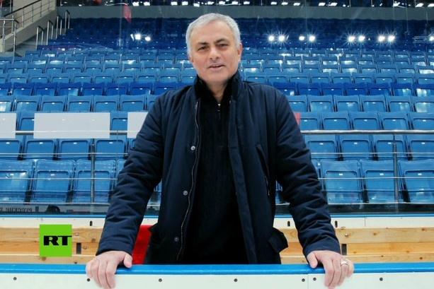 Jose Mourinho nhan cong viec moi tai nuoc Nga hinh anh