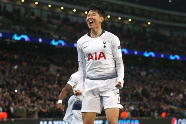 Tottenham vs Dortmund,  Pochettino,  Son Heung-min,  Champions League anh 1