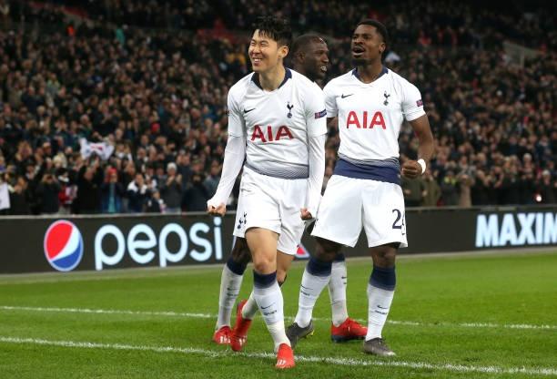 Tottenham vs Dortmund,  Son Heung-min,  Jadon Sancho,  HLV Pochettino anh 2