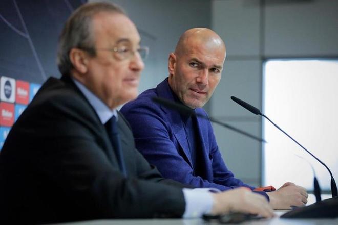 Mourinho: 'Zidane la manh ghep hoan hao cho Real Madrid' hinh anh 1