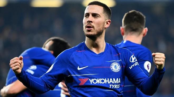 Chelsea tu choi loi de nghi dau tien danh cho Hazard hinh anh 1