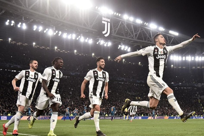 Chan thuong cua Ronaldo khien Juventus gap kho tai Champions League hinh anh 2
