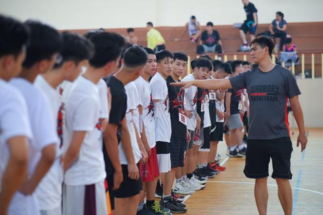 Thang Long Warriors don 120 thi sinh tham du tuyen quan cho VBA 2019 hinh anh 3