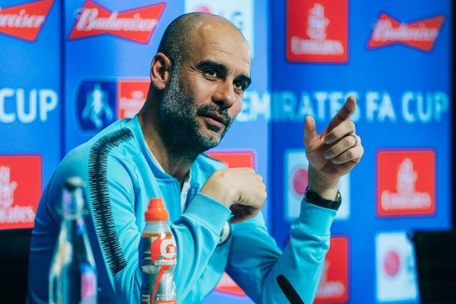 Pep Guardiola: 'Man City khong du kha nang mua Griezmann' hinh anh