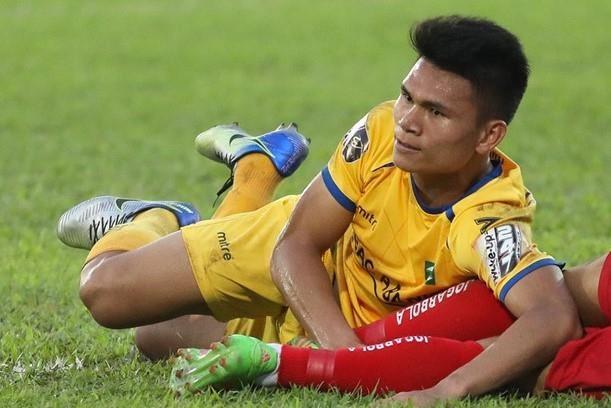 Highlights V.League 2019: SLNA 0-0 CLB Khanh Hoa hinh anh