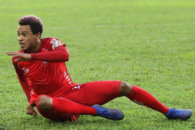 Highlights V.League 2019: CLB Hai Phong 2-2 CLB Thanh Hoa hinh anh