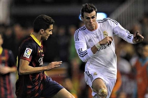 Pha but toc ghi ban kinh hoang cua Gareth Bale da duoc tai hien hinh anh