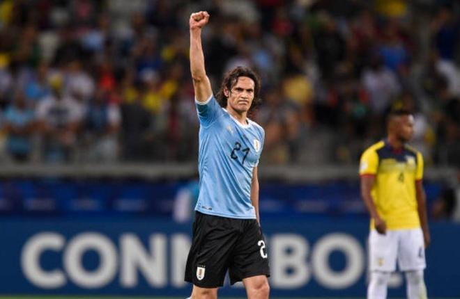 Uruguay 4-0 Ecuador: Cavani, Suarez toa sang hinh anh 2