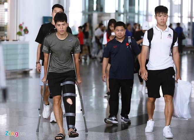 U23 Viet Nam nhan duoc nhieu loi moi da giao huu hinh anh 2