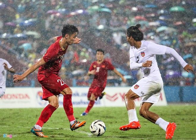 U23 Viet Nam nhan duoc nhieu loi moi da giao huu hinh anh 1