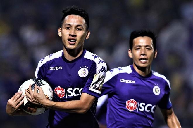 Highlights V.League 2019: CLB Ha Noi 2-0 CLB Sai Gon hinh anh